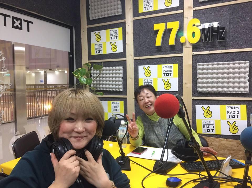 2016年11月23日放送☆明日もふぁいてん!